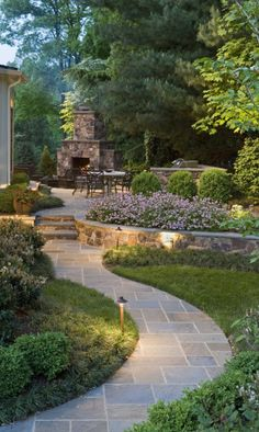 10 Honest Clever Hacks: Small Backyard Garden Tips backyard garden pergola gazebo.Small Backyard Garden Tips. Jardin Deden, Outdoor Spaces, Outdoor Living, Outdoor Photos, Outdoor Kitchens, Outdoor Seating, Outdoor Play, Indoor Outdoor, Small Backyard Design