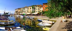 Urlaub in Lazise ↔ Entdecke den Gardasee!