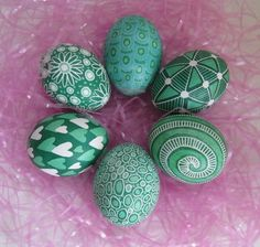 Decorative Eggs...