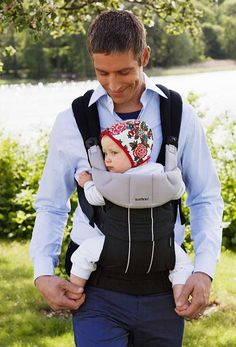 Top 5 best baby carriers for dads
