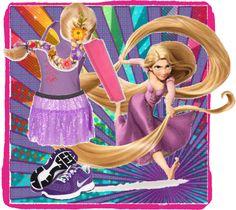 DIY Disney princess running costumes