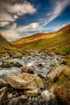 Honister Pass, Lake District. Photo by Russell Gunning. Source 500px.com