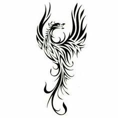 Popular Best Phoenix Tattoo Designs Phoenix Pictures For Tattoos Phoenix Tribal Tattoos Phönix Tattoo, Body Art Tattoos, Tattoo Drawings, Tatoos, Bike Tattoos, Phoenix Artwork, Phoenix Drawing, Tribal Phoenix Tattoo, Small Phoenix Tattoos