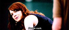 """19 Reasons Olive Penderghast From """"Easy A"""" Is Who We Should Aspire To Be: Olive says what everyone thinks"""