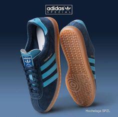 FEET: Adidas Spezial Hochelaga