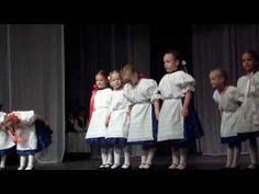 Néptánc e.a. Ovisok A és B csoport - YouTube