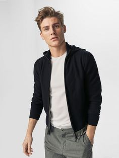 View all - Sweaters and Cardigans - MEN - Massimo Dutti