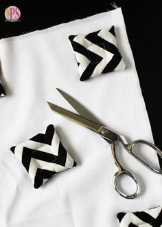 A list of 8 helpful tips for cutting out sewing projects.                                                                                                                                                     More