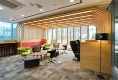 AhnLab Offices - Pangyo