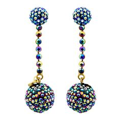 #Ball #Drop #Earrings Was  £48.00 Now £24.00 You Save: 50%