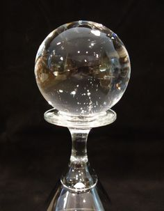 How to make crystal clear ice spheres - with an awesome gravity-powered mold. #MxMo