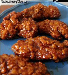 Sweet And Spicy Chicken! #Various #Trusper #Tip