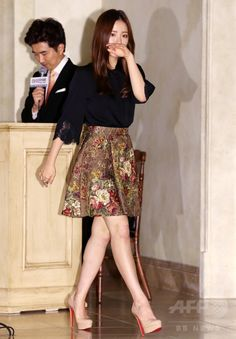 韓国・ソウル(Seoul)で行われた、韓国放送公社(KBS)の新ドラマ「アイアンマン」の制作発表会に臨む、女優のシン・セギョン(Shin Se-Gyeong、2014年9月2日撮影)。(c)STARNEWS ▼9Sep2014AFP|KBSの新ドラマ「アイアンマン」、制作発表会開催 http://www.afpbb.com/articles/-/3025069 #Shin_Se_Gyeong #신세경 #申世景 #Shin_Se_kyung ◆Shin Se-Kyung - AsianWiki http://asianwiki.com/Shin_Se-Kyung