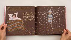 """book """"shhhhh"""", illustrations by florencia delboy"""
