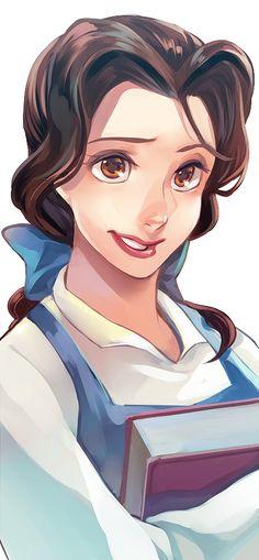Belle by Umintsu on deviantART