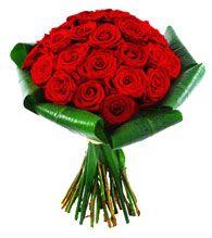 Bouquet Pensandoenflores con 25 Rosas