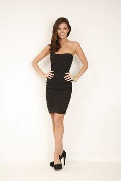 Black dress knee length - 1000 Images About Bianca Nero On Pinterest Black Knees And Dresses