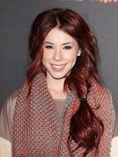 Jillian Rose Reed. I love this hair color!