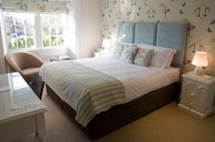 Beatrix Potter Suite at the Swan Hotel in the Lake District - 3 nights here!