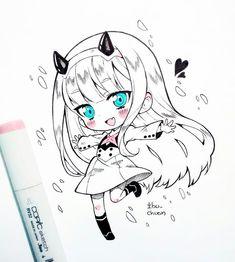 Como dibujar animes, dibujo a lapiz anime, dibujo manga, arte manga, cómo d Anime Drawings Sketches, Anime Sketch, Kawaii Drawings, Manga Drawing, Manga Art, Cute Drawings, Art Kawaii, Kawaii Chibi, Cute Chibi