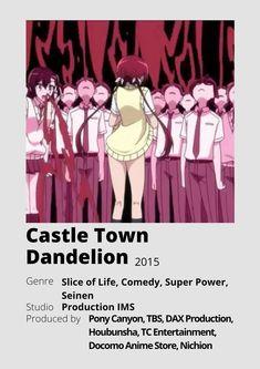 Good Anime To Watch, Anime Watch, Hotarubi No Mori, Anime Store, Kyoto Animation, Anime Reccomendations, Slice Of Life, Noragami, Minimalist Poster