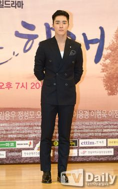 "[2014.05.28] Seo Ha Joon at the ""I Just Want to Love"" press conference"""