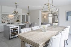 The dining room of your dreams is here to make your home interior decor the one you want to achieve. Get the dining room lighting for your perfect contemporary home decor.