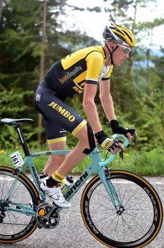 Tour de romandie- Robert Gesink is looking to ride himself into form (Tim de Waele/TDWSport.com)