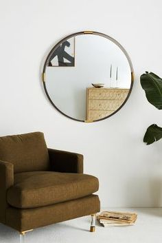 Anthropologie Brass-