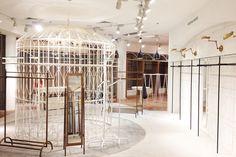 Olive des Olive store by curage design office, Shanghai – China » Retail Design Blog