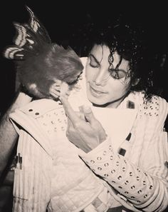 The one and only Captain EO and Fuzzball. <3  **For entertainment purposes only**