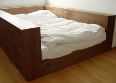 For some reason, I really like this bed. But how could one justify this?