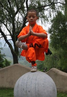 Shaolin. Because why not? Better than a bloated, twitchy, corn syrup-fueled Western brat.