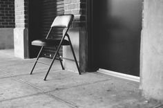 Chair | Nikon FM + 50mm | Ilford Panf+50 July 12, 2015 Justin Renault