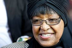 South African anti-apartheid activist and former wife of late President Nelson Mandela , Winnie Madikizela-Mandela , has died at the ...