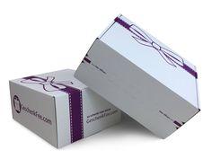 Design von GeschenkFee --- Ein sehr schönes und kundenfreundliches Design, was dezent aber unübersehbar auf die Öffnungshilfe hinweist. http://www.geschenkfee.com/