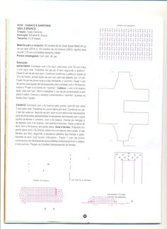 Receita Tricô Fácil   Revista MODA CROCHÊ BEBÊ Nº42   Gráficos e receitas explicativas em todos os trabalhos.   Ideias originais para meni...