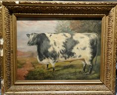 82 Best Old Cow Paintings Images Cow Painting Cow Wall