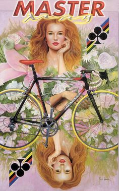 Colnago Master Poster