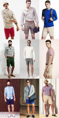 Men's Tailored Shorts