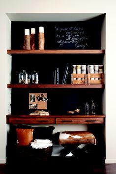 Kitchen Niche #kitchen #kitchennook #livehappylivehopewell