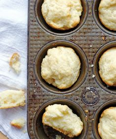 Soft, buttery and so tender these Sour Cream Biscuits have only 3 ingredients and they melt in your mouth. The perfect accompaniment to any meal. Sour Cream Biscuits, Drop Biscuits, Cheese Biscuits, Bread Recipes, Baking Recipes, Soup Recipes, Vegetarian Recipes, How To Make Biscuits, Homemade Biscuits