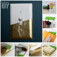 19 Adorable Ways To Decorate A Light Switch Cover (via BuzzFeed)