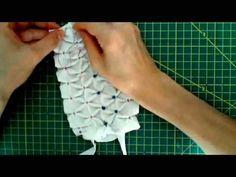 video tutorial : da un collant creo un bracciale