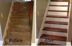 Complete stair redo