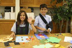 Catholic School, Art Programs, Triangle