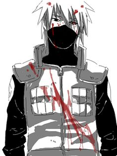 After reading a fanfic of Kakashi... I never saw him the same way again...