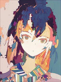 Crayon Kiddo by ThirdheiR