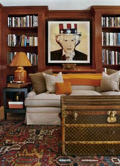 Luis Vuitton, Hermes & Warhol