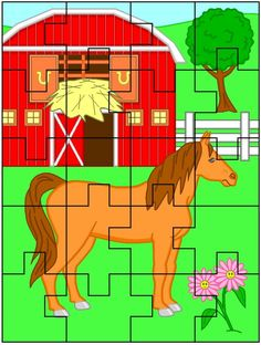 FREE Printable Jigsaw Puzzles – great for kids, teachers and parents – Knippen Free Printable Puzzles, Jigsaw Puzzles For Kids, Wooden Jigsaw Puzzles, Free Printables, Quiet Time Activities, Motor Activities, Puzzle Maker, Animal Puzzle, Kids Learning
